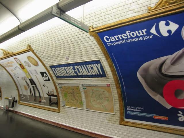 Le carrelage « métro » – Notes de styles, le blog