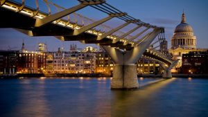 Millenium Bridge - Londres