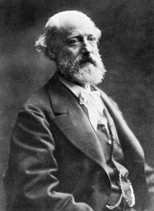 Portrait Eugène Viollet-le-Duc