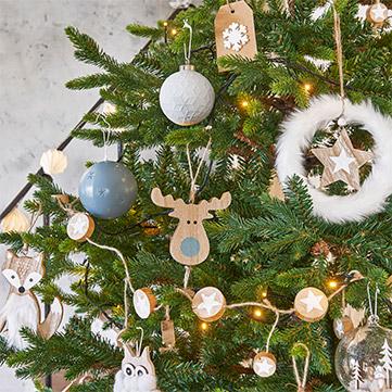 Décoration Noël Nature
