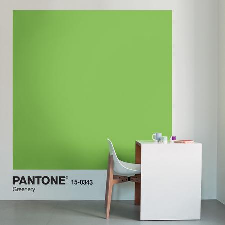 greenery couleur pantone 2017