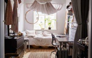 chambre cosy comme sur un nuage