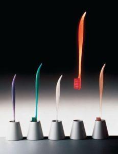 Philippe Starck, Architecte et Designer, brosse à dent
