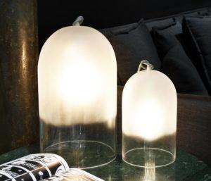 Notes de Styles catalogue lampe Dewy