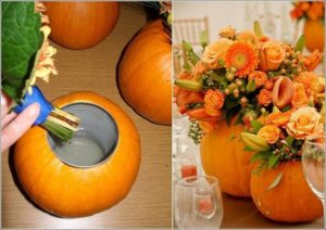 Notes de Styles, vases citrouilles