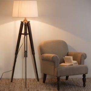 lampadaire trepied Maison du monde