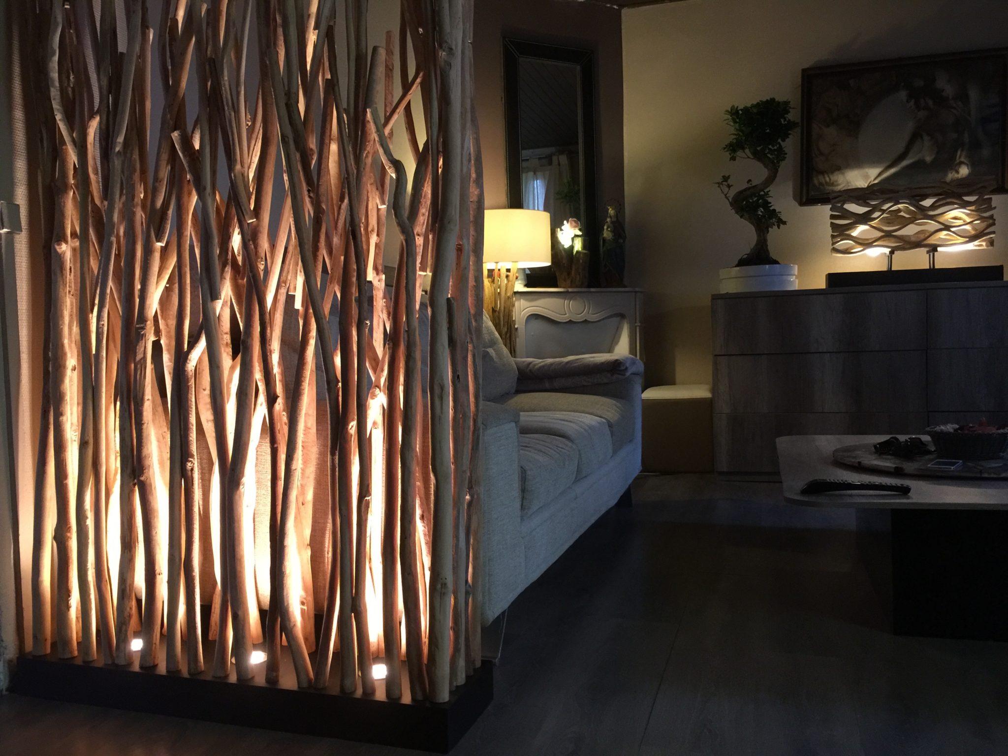 Zoom Sur Les Lampes En Bois Notes De Styles Le Blog