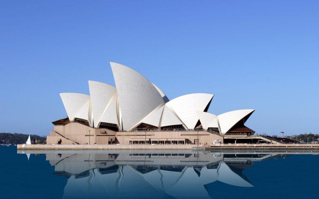 Opéra de Sydney par Utzon, Notes de Styles