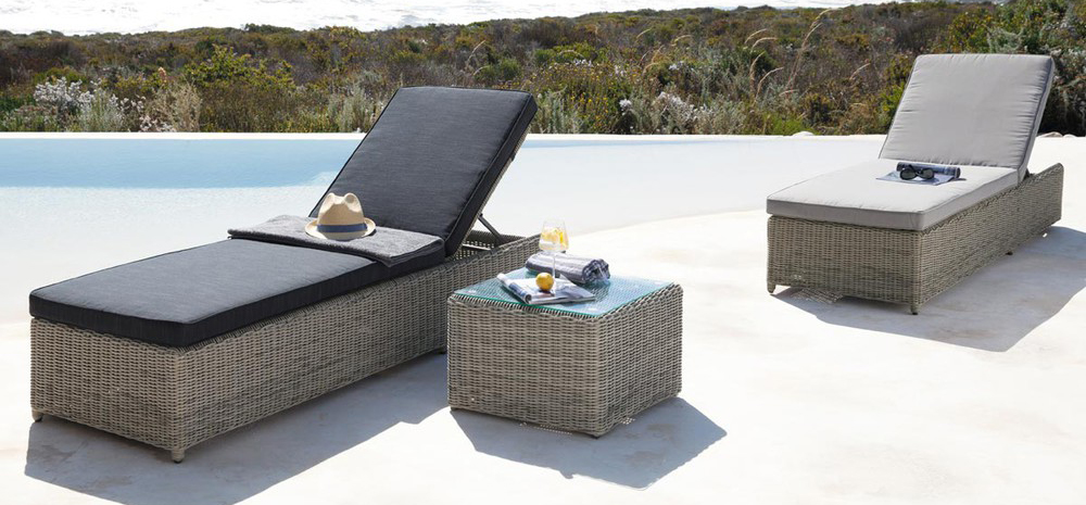 choisir son bain de soleil notes de styles le blog. Black Bedroom Furniture Sets. Home Design Ideas
