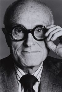 Philip Johnson, architecte
