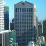 Philip Johnson, architecte, Sony Tower New-York