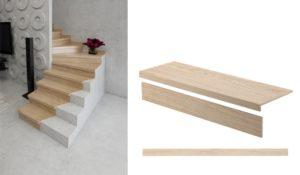 Customiser son escalier, utiliser un kit rénovation, Notes de Styles