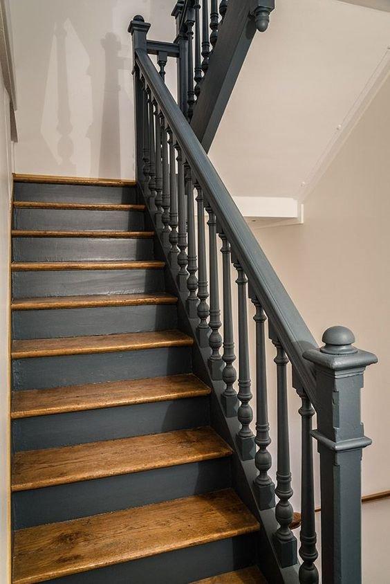 Customiser son escalier, peindre son escalier, Notes de Styles