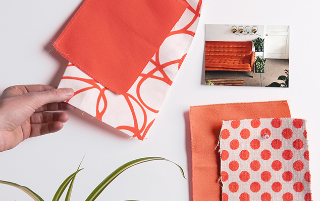 Pantone Color of the Year 2019 Living Coral in Interior Décor and Furnishings