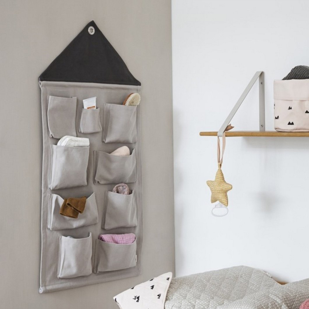 Pochette rangement, House Wall - Ferm Living / The Cool Republic