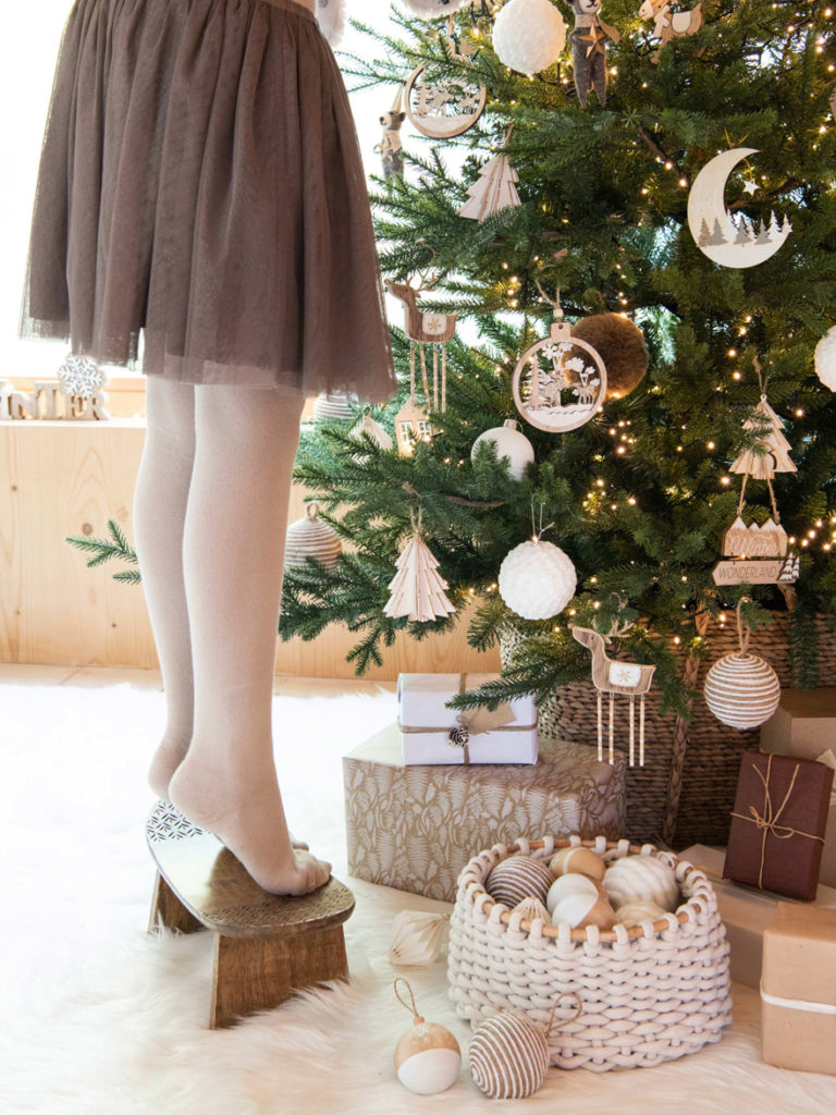 Maisons du Monde - Collection Natural Christmas - Sapin