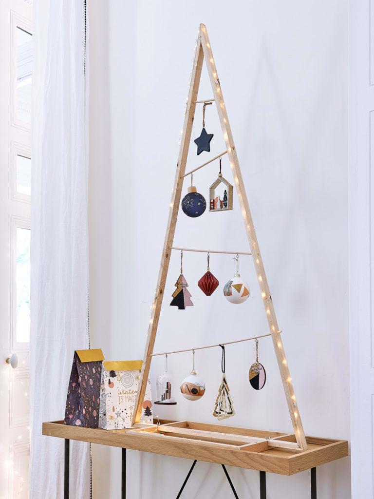 Maisons du Monde - Collection Urban Christmas - Sapin