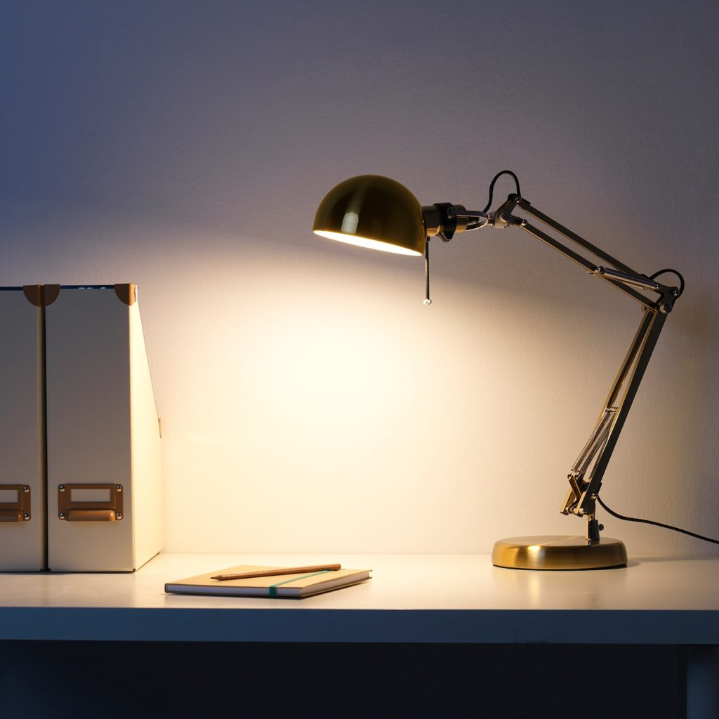 Lampe de bureau - Ikea