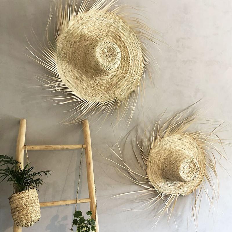 Chapeau en palmier, My Boheme