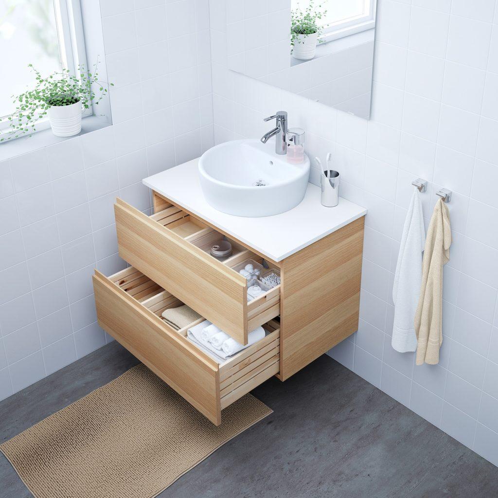 Meuble godmorgon tolken, Ikea