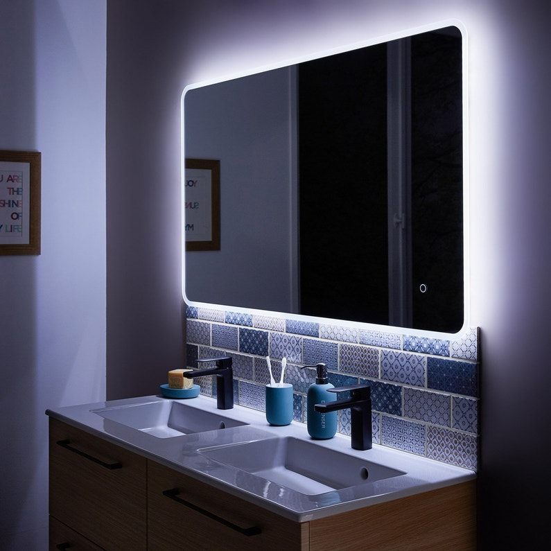 Miroir Renzo Leroy Merlin