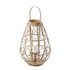 Lanterne bambou - Maisons du Monde