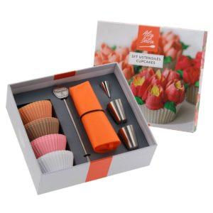 Coffret cupcakes - Alice Délice