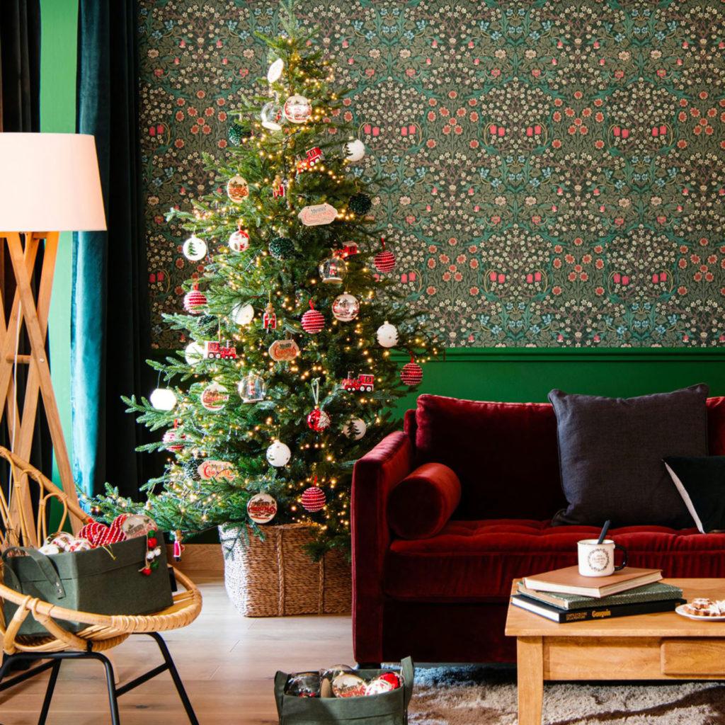 Noël Néo-vintage - Maisons du Monde