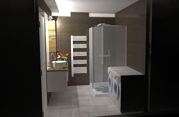extension 9m2 salle d'eau, prestation Notes de Styles