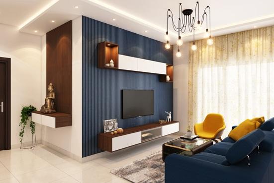 Aménagement intérieur d'une maison, réalisation agence Notes de Styles architecte d'intérieur Essonne