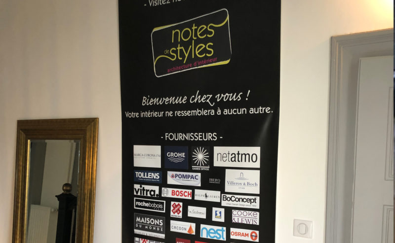 Notes de Styles - Inauguration nouveau showroom Strasbourg