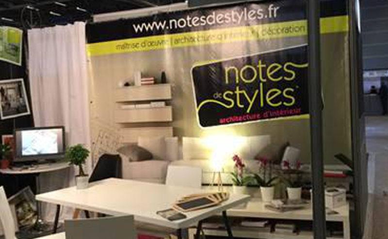 Notes de Styles - Salon
