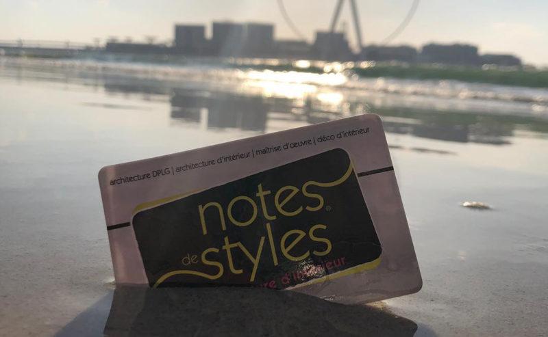 Notes de Styles en voyage