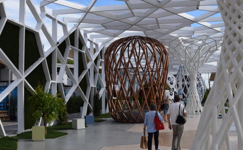 Expo Universel de Milan 2015