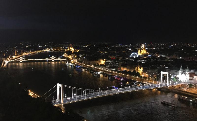 Séminaire à Budapest en 2018