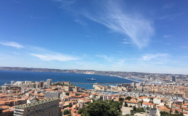 Séminaire à Marseille en 2016