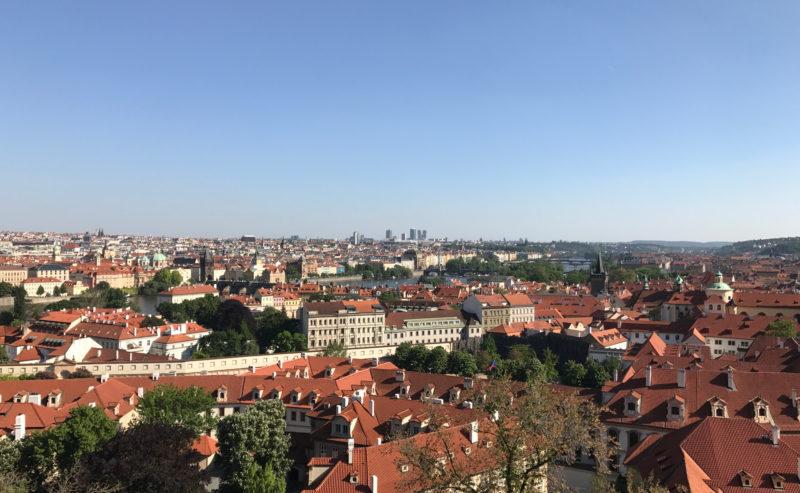 Séminaire à Prague en 2017