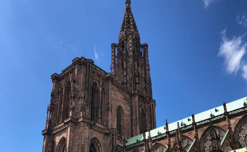 Séminaire à Strasbourg en 2021