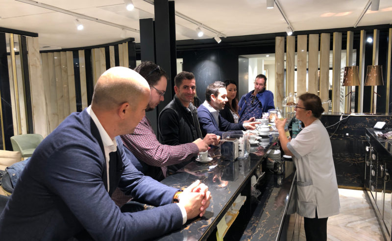 Voyage professionnel - Italie 2019